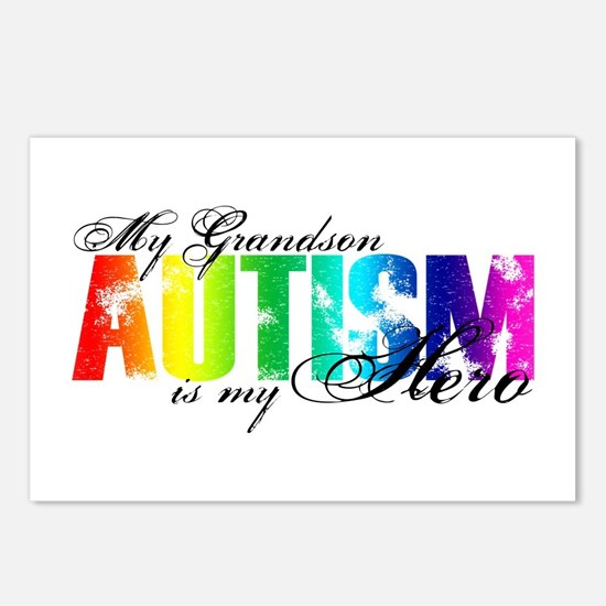 My Grandson My Hero - Autism Postcards (Package of