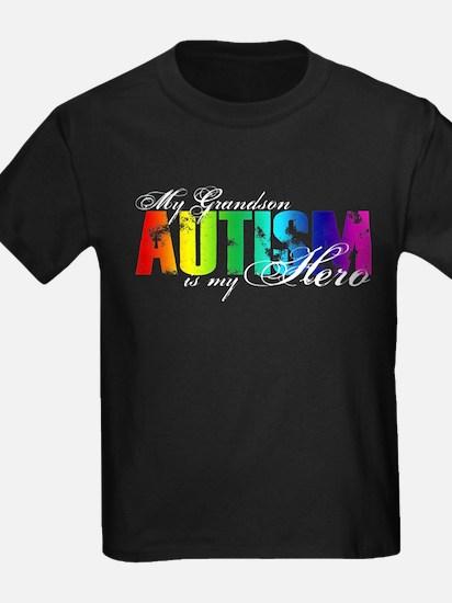 My Grandson My Hero - Autism T