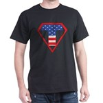 Super TEA Party Patriot Dark T-Shirt