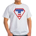 Super TEA Party Patriot Light T-Shirt