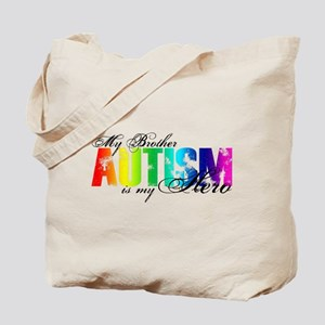 My Brother My Hero - Autism Tote Bag