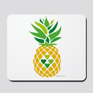 Pineapple Love Mousepad