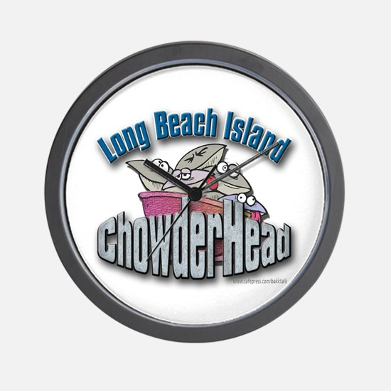 LBI Chowderhead... Wall Clock