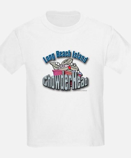 LBI Chowderhead... Kids T-Shirt