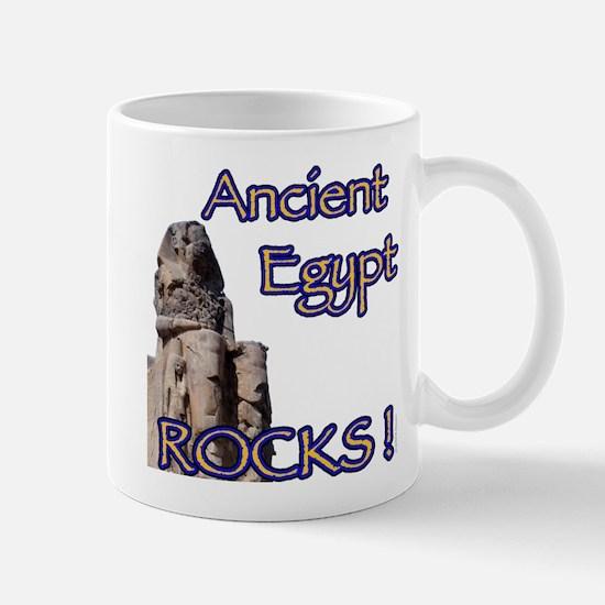 Memnon Egypt Rocks! Mug Mugs