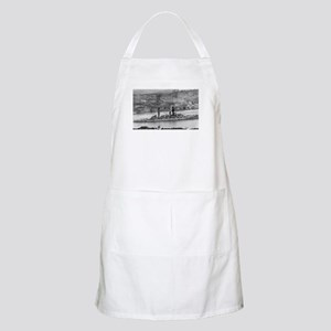 USS Arizona Ship's Image BBQ Apron