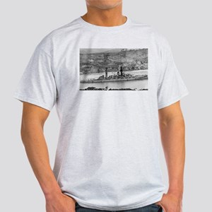 USS Arizona Ship's Image Light T-Shirt