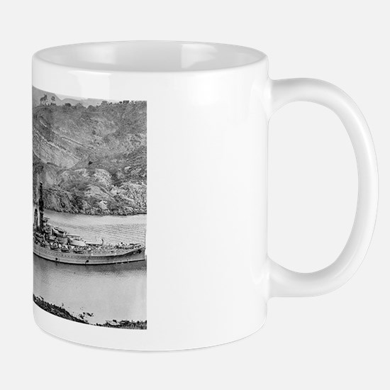 USS Arizona Ship's Image Mug