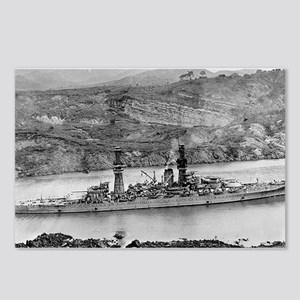 USS Arizona Ship's Image Postcards (Package of 8)