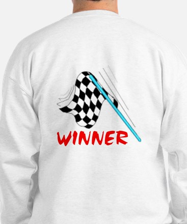 RACE TRACKER Sweatshirt
