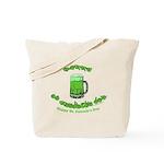 Happy St. Pat's CC Tote Bag