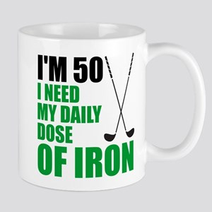 50 Daily Dose Of Iron Mugs