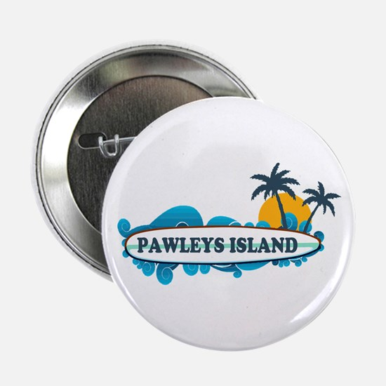 "Pawleys Island SC 2.25"" Button"