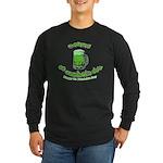 Happy St. Pat's CC Long Sleeve Dark T-Shirt