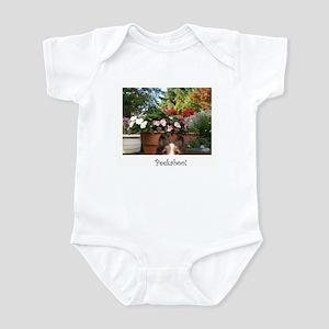 Peekaboo Infant Bodysuit