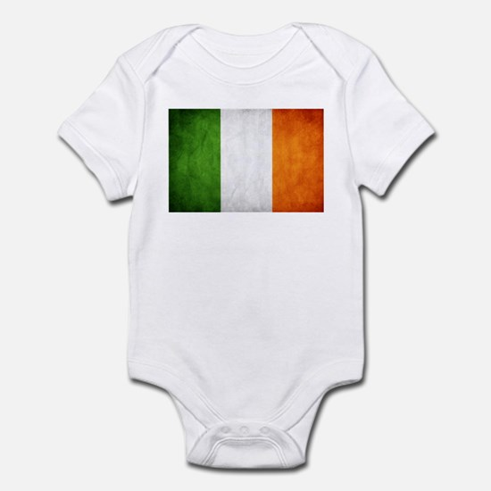 Irish Flag Infant Bodysuit