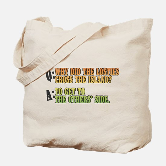 The Others' Side Tote Bag