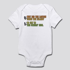 The Others' Side Infant Bodysuit