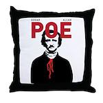 Edgar Allan Poe - Throw Pillow