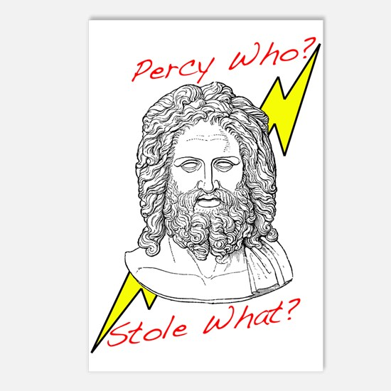 Percy Design 1 Postcards (Package of 8)