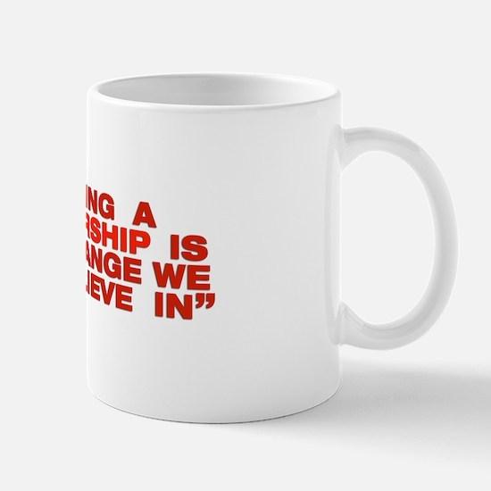 DICTATORSHIP Mug