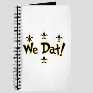 We Dat! Journal