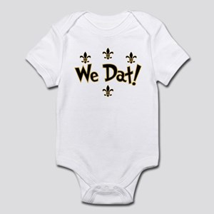 We Dat! Infant Bodysuit