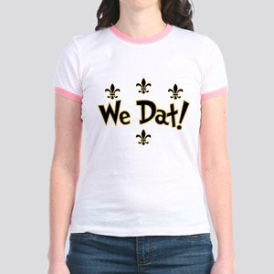 We Dat! Jr. Ringer T-Shirt