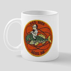 USS BAYA 11 oz Ceramic Mug