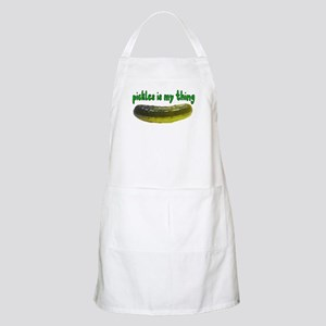 Pickles Is My Thing Apron