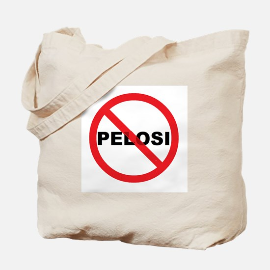 Anti Pelosi Tote Bag