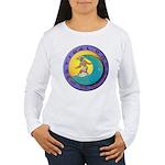 Tidal Dog Women's Long Sleeve T-Shirt