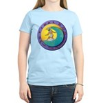 Tidal Dog Women's Light T-Shirt