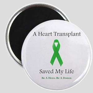 Heart Transplant Survivor Magnet