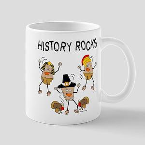 History Rocks Mug