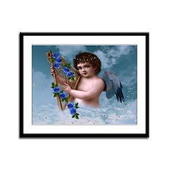 Angel Stardust : Framed Panel Print