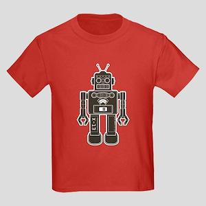 Robot Kids Dark T-Shirt