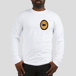 Lowchen Dad Long Sleeve T-Shirt