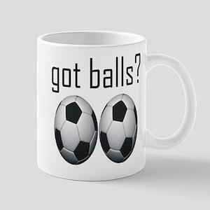 Funny Soccer Mug