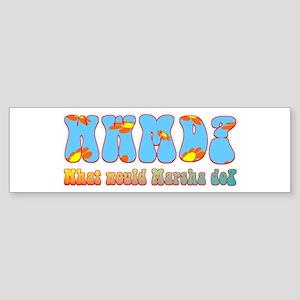 WWMD Bumper Sticker