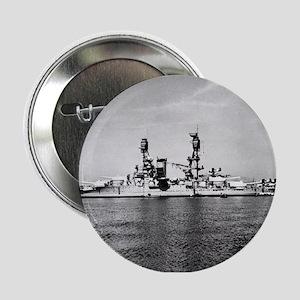 """USS Pennsylvania Ship's Image 2.25"""" Button"""