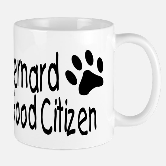St Bernard Canine Good Citize Mug