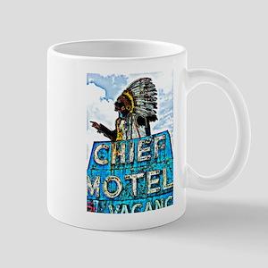 Chief Motel Mug