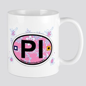 Pawleys Island SC - Oval Design Mug