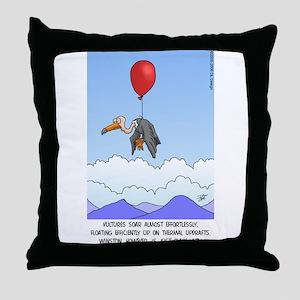 """""""Winston"""" Throw Pillow"""