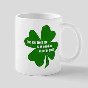 One Kiss From Me Mug