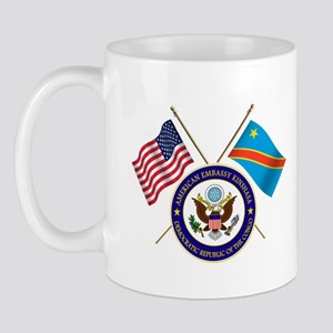 USA & DRC Mug