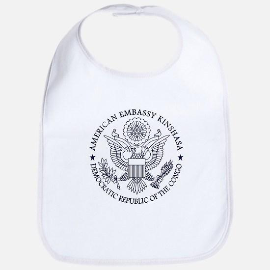 American Embassy Kinshasa Bib