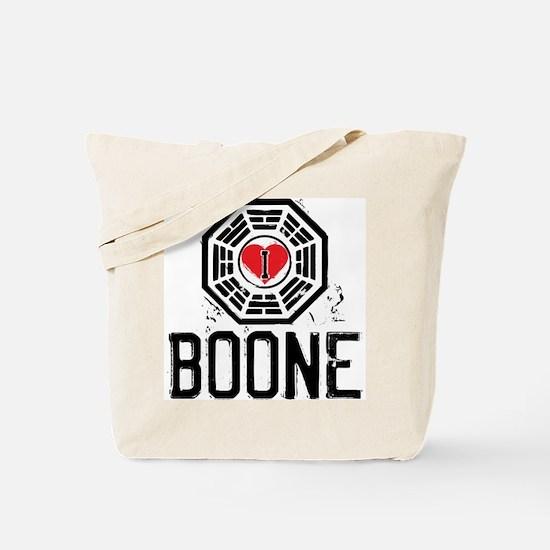 I Heart Boone - LOST Tote Bag