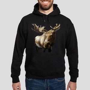 Moose Photos Hoodie (dark)